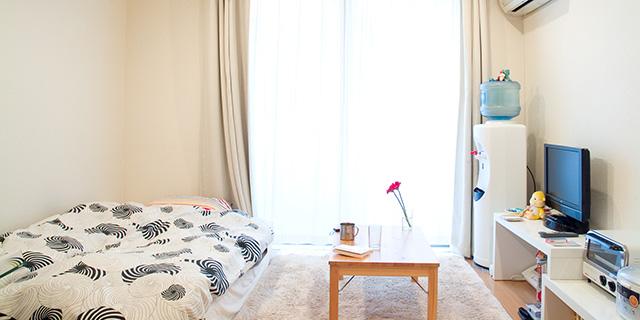 狭い部屋の特徴