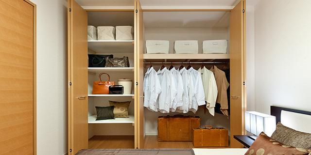 狭い部屋の収納方法